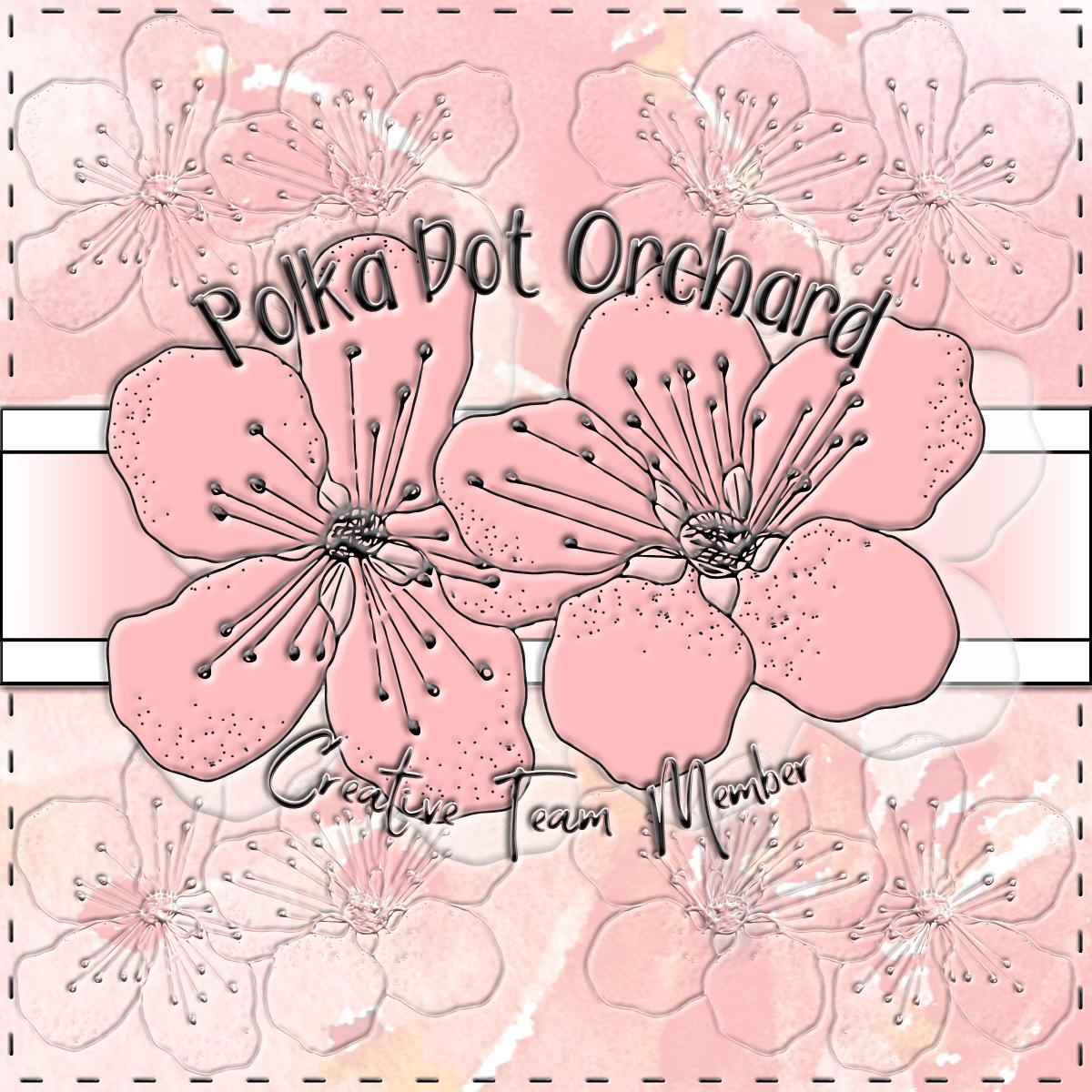 PDO Creative Team Member Blog Button